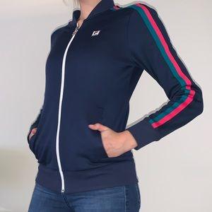 Fila Sport Zip-Up Jacket